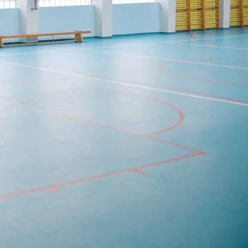 podłogi sportowe