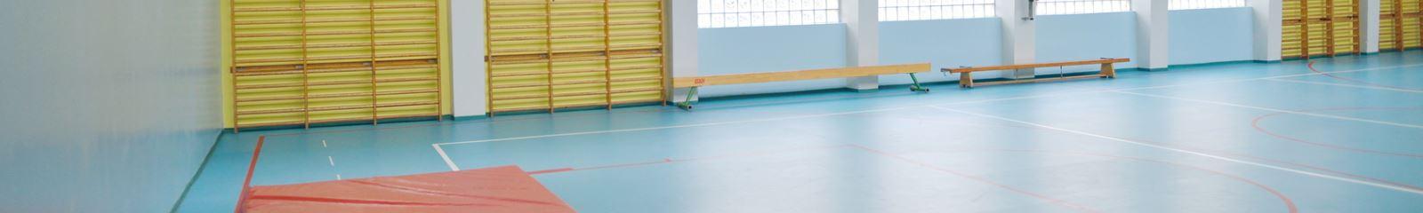 podłogi sportowe na hale sportowe