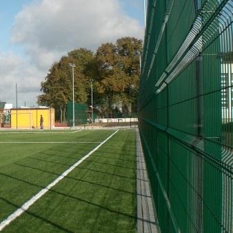 ogrodzenia boisk - ogrodzenie