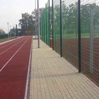 ogrodzenia boisk - piłkochwyty
